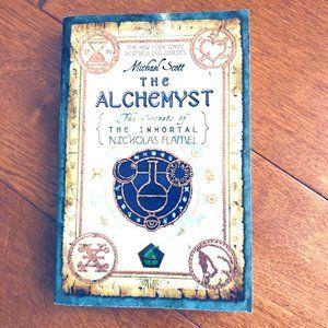 5/$20 The Alchemyst: Michael Scott